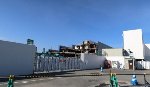 2017年正月 工事中の福岡空港レポートと搭乗記