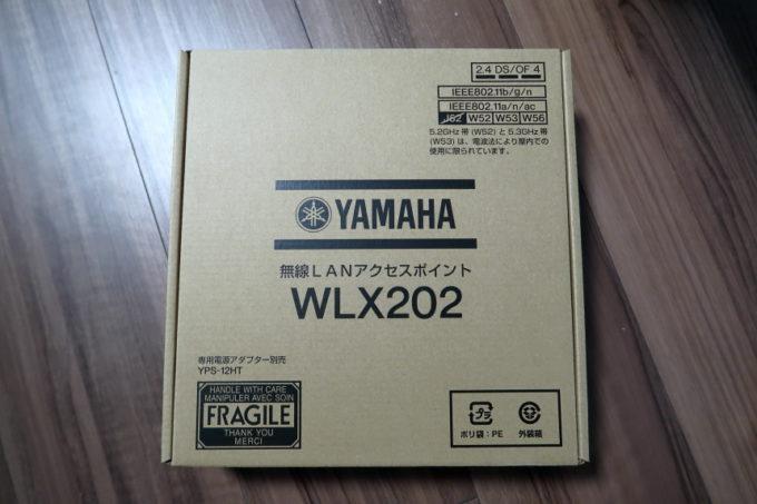 ヤマハ製WLX202